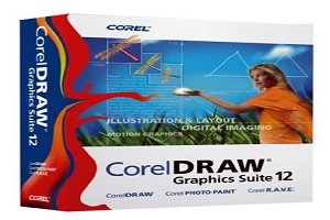 Corel Draw 12 Crack Keygen Plus Serial Key Free Download..