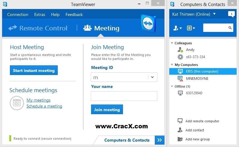 Download TeamViewer 10 Full Crack + Serial Key 2015 Free