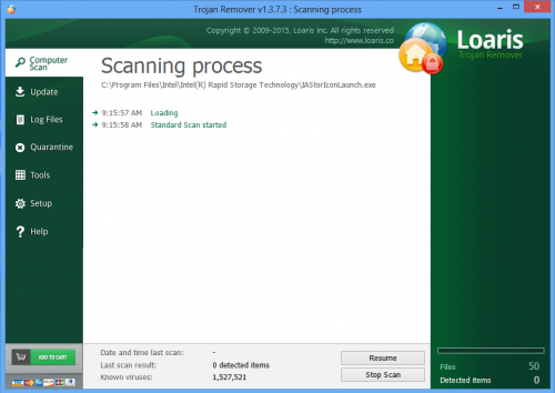 Loaris Trojan Remover Activation Key Full Free Download
