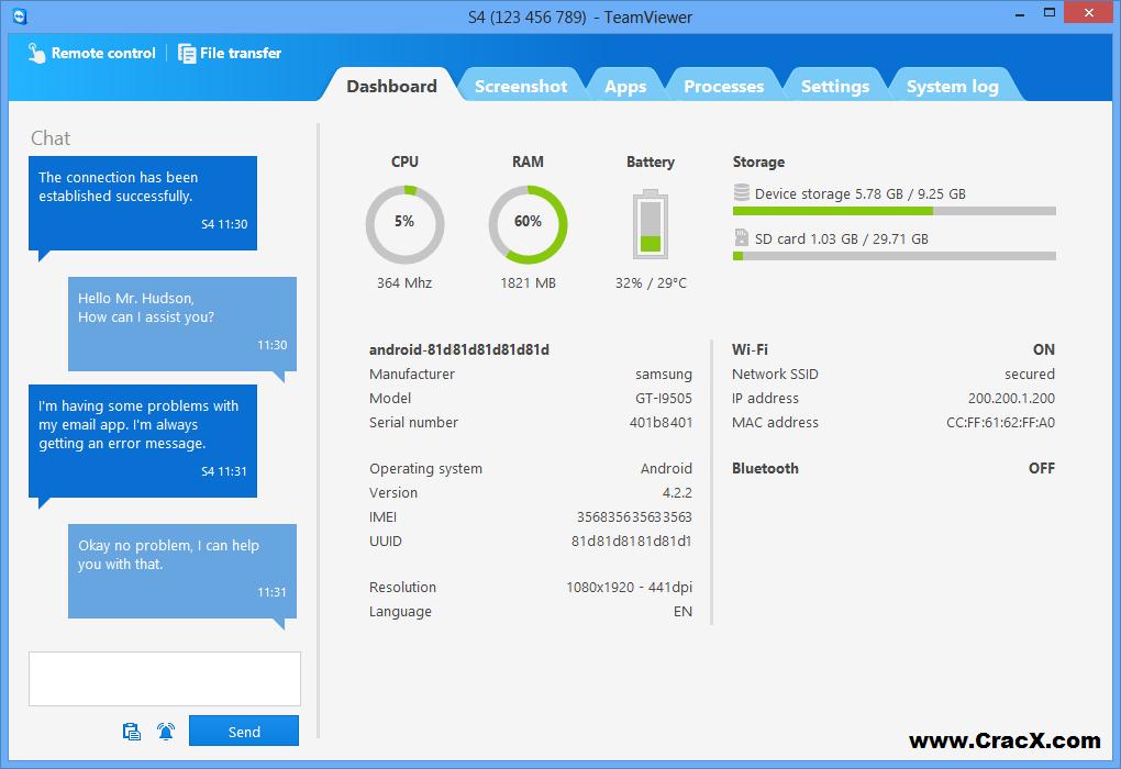TeamViewer 10 Serial Key + Keygen Full Free Download