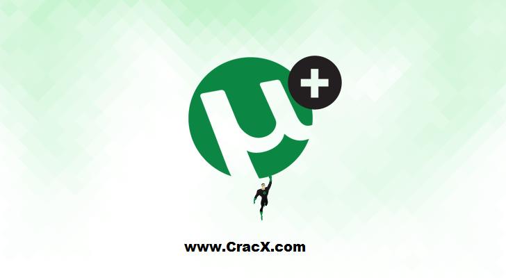 uTorrent Plus Crack 3.4.2 Serial Key + Keygen Full Download