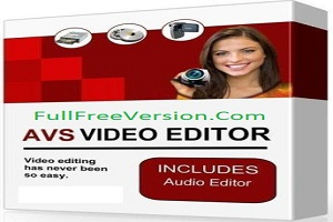 AVS Video Editor 6.5 Crack With Activation Key Full Download