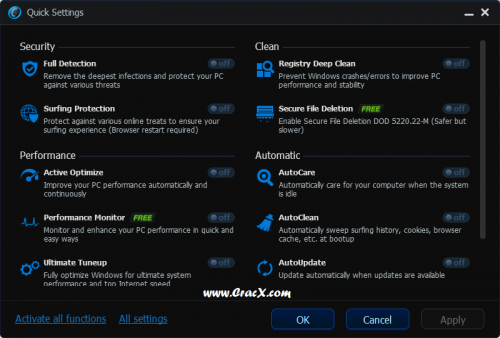 Advanced SystemCare Pro Full Crack + Key Free Download