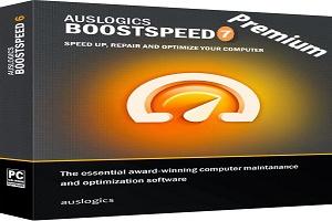 Auslogics BoostSpeed 7 Premium Serial Key Full Downlolad