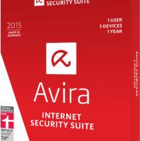 Avira Internet Security 2015 License Key + Crack Full Free