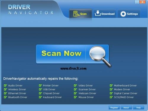 Driver Navigator License Key 2015 Crack Full Free Download