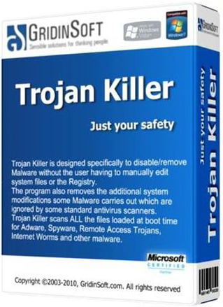 Gridinsoft Trojan Killer Activation Code + Keygen Full Free