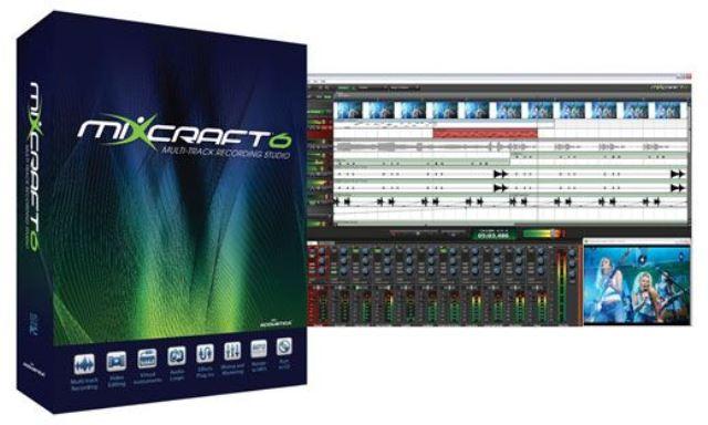 Mixcraft 6 Crack Keygen Incl Registration Code Free Download