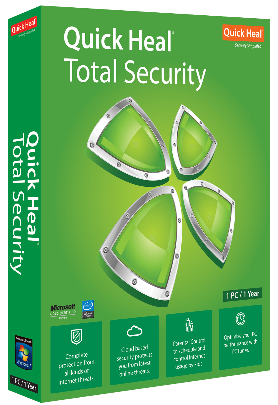 Quick Heal Total Security 2015 Crack + Product Key Full Free