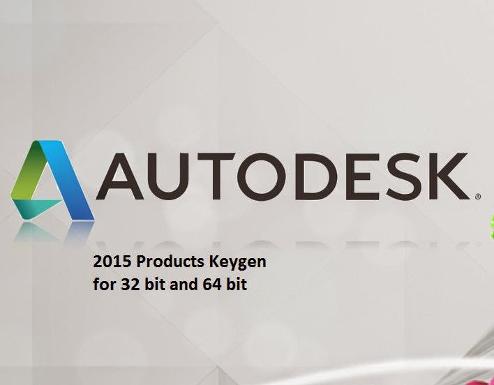Autodesk 2015 Universal Keygen with Product Key Download