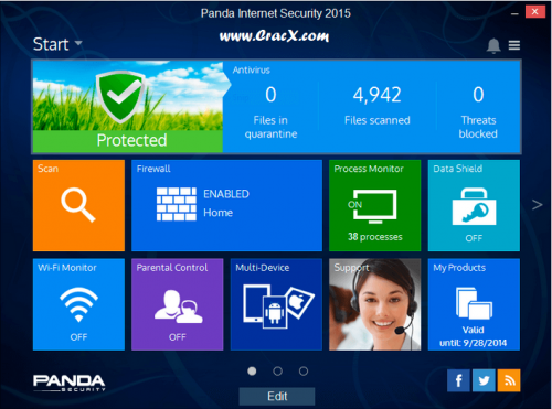 Panda Internet Security 2015 Free Activation Code Full Download