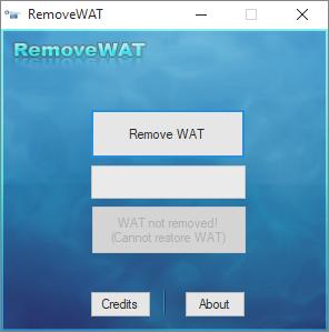 Removewat 2.2.9 Windows Activator {7, 8, 8.1, 10} Free Download