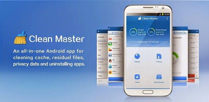 Clean Master 5.9.9 Pro Crack APK Free Download