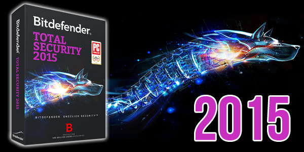 BitDefender Total Security 2015 Serial Keys Free Download