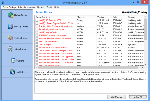 Driver Magician Serial Key 4.7 Patch Full Free Download