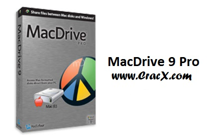 MacDrive 9 Pro Serial Number + Keygen Full Free Download
