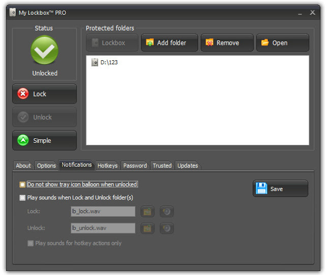 My Lockbox Pro 3.8.1.599 Crack Incl Serial Key Full Download