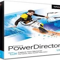 CyberLink PowerDirector 13 Ultimate Crack + Key Full Free