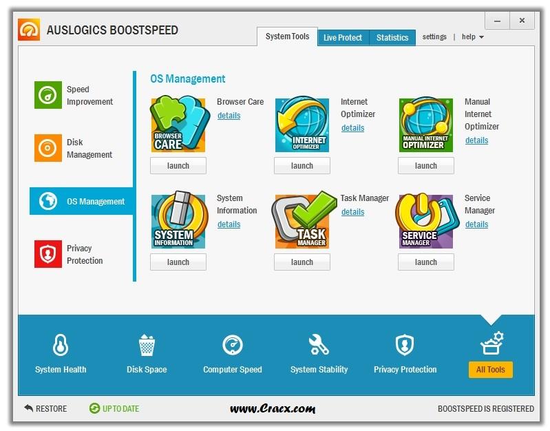 BoostSpeed 8 Serial number + Crack Free Full Free Download