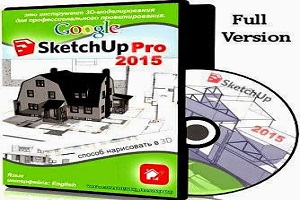 sketchup pro 2015  full version with crack 32 bit