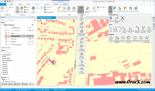 MapInfo 12.5 Crack + Serial Number Full Free Download