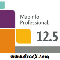 MapInfo Professional 12.5 Crack + Serial Key Free Download