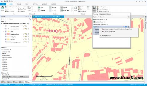 MapInfo Professional Crack + Keygen Full Free Download