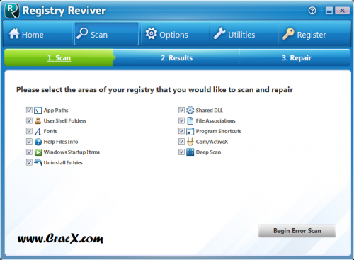 Registry Reviver Serial Key + Patch Full Free Download