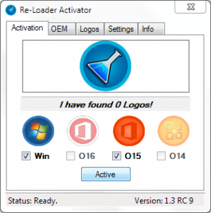 Re-Loader Activator 1.3 RC9 Windows Activator Download