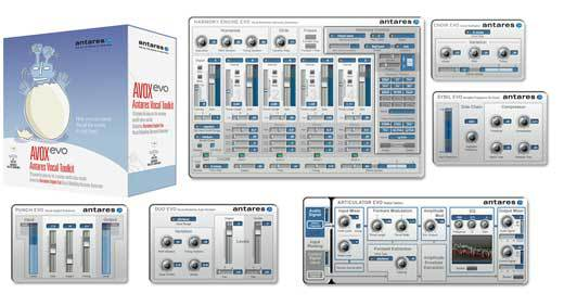 Antares AutoTune 8 Crack with Key Full Version Free Download