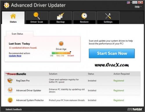 Advanced Driver Updater Key 2015 Serial Number Download