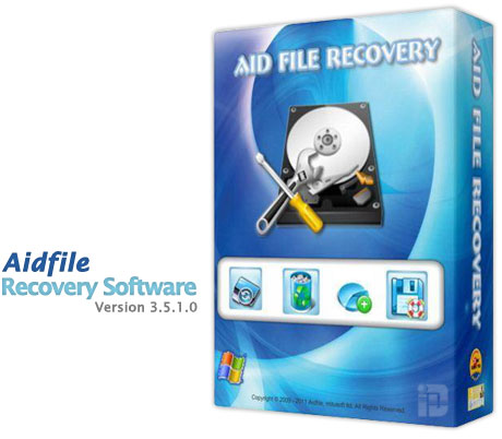 Aidfile Recovery Software Pro Crack with Free Register Code