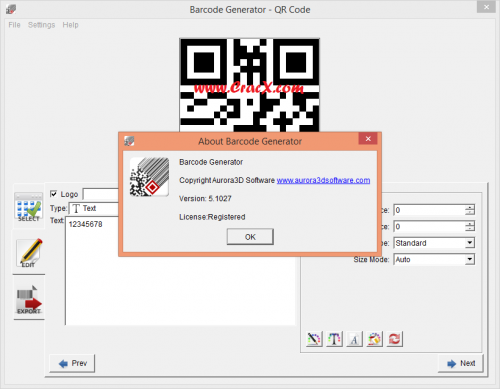 Barcode Generator Latest Version Crack Full Free Download