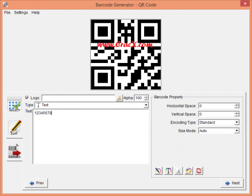 Barcode Generator Serial Number + Patch Full Free Download