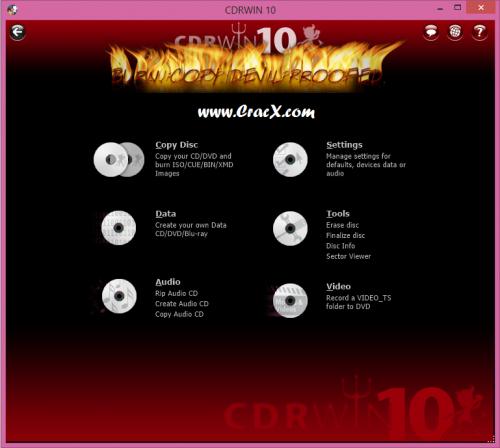 CDRWIN 10  Keygen + Crack Patch Full Free Download