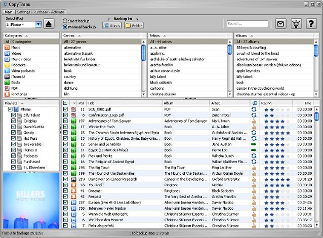 CopyTrans 4 Crack + Serial Number Keygen Free Download