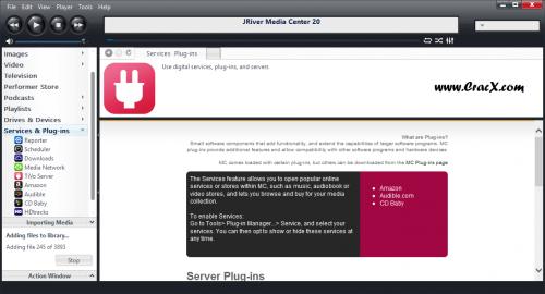 Jriver Media Center 20 Crack + Keygen Full Free Download