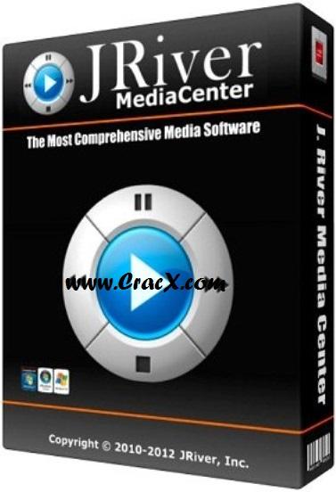 Jriver Media Center 20 Serial Key, Crack Full Free Download