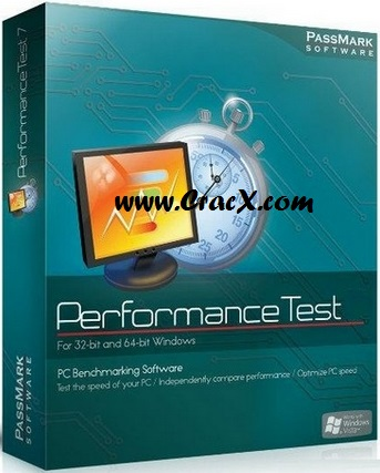 PassMark Performance Test 8 Crack, Key Full Free Download