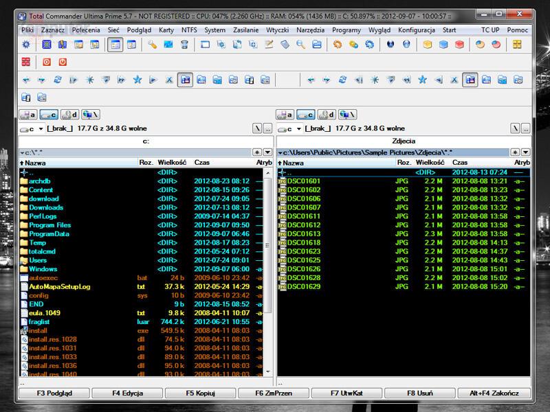 Total Commander 8.52 Crack and Keygen Full Free Download