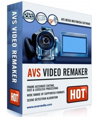 AVS Video ReMaker 5.0 Activation Code, Crack Free Download