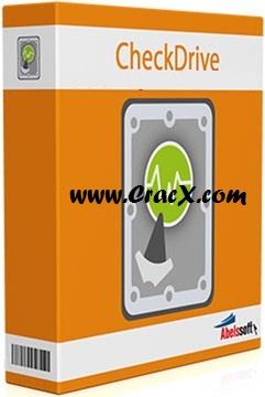 Abelssoft CheckDrive Plus 2016 Crack Keygen Full Download
