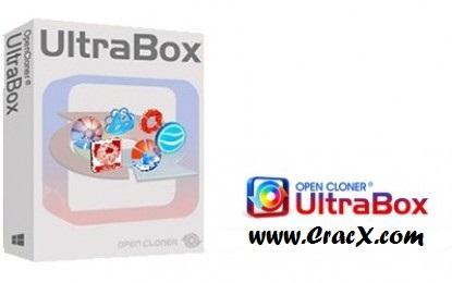 OpenCloner UltraBox 1.70 Crack, Keygen Full Free Download