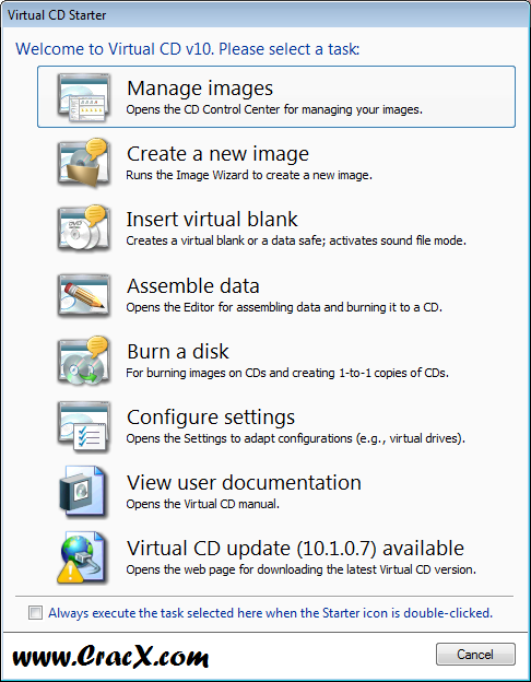 Virtual CD 10.7 Serial Key + Patch Keygen Full Free Download