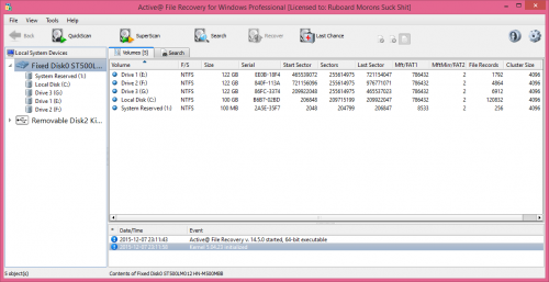Active@ File Recovery 14.5 Serial Key + Patch  Full Download