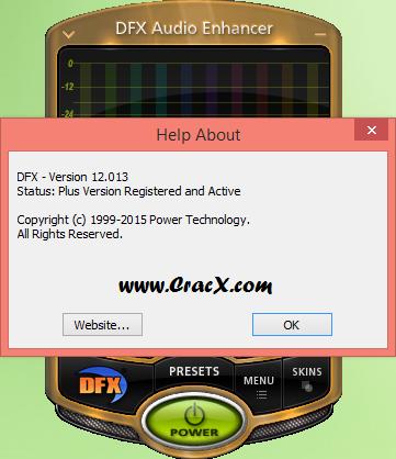 DFX Audio Enhancer Plus 12 Serial Key Keygen Free Download