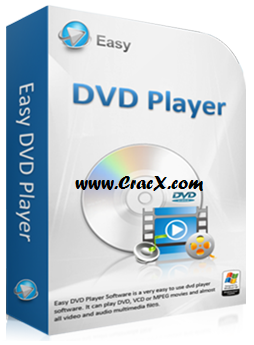 Easy DVD Player 4.6 Registration Code, Crack Free Download