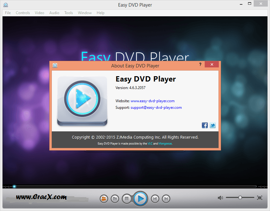 Easy DVD Player 4.6 Serial Keygen Full Free Download