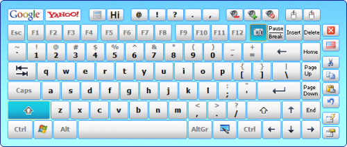 Hot Virtual Keyboard 8.4 Registration Key + Patch Full Download