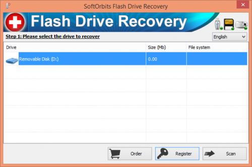 SoftOrbits Flash Drive Recovery Crack + Keygen Free Download
